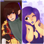 Iscribble OC RQs by KT-Division