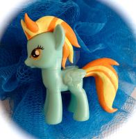 Custom Pony: Lightning Dust by HeyLookASign