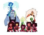 The Crystal Clods by lightyearpig