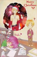 Merry Christmas by Chawia