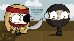 Psh Ninjas by Hopeful-Ennui