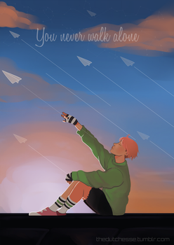 You Never Walk Alone by TheDutchesse