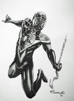 Ultimate Spiderman by cusT0M