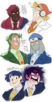KG: New Look, Same Losers by BechnoKid
