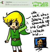 Ask Toon Link 33 by To0nLink