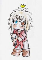 Chibi Jareth has your Brother by PsykoBruttan