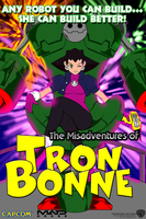 The Misadventures of Tron Bonne Movie Poster by LoudNoises