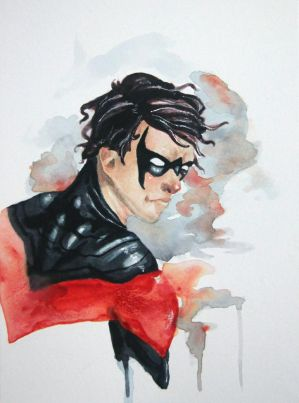 Nightwing by Dewheart85