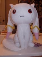 Kyubey Plush by KittyChanBB