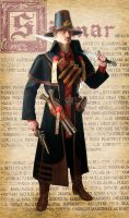 Mathias Tulmann, Witch Hunter by Fantasy-Craft