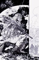 COD Modern Warfare: Jim Lee by boysicat