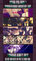 Vision PSD PACK 1 by OverdozeCreatives