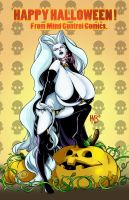 Lady-Death-Color by HMB-Art