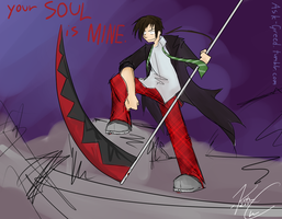 FMA- your soul is MINE. by VrisKCa244