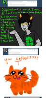 Fandomstuck Askblog Asks Dump 1 by SunnySerpentSpring