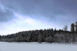 snowscape 05 by Pagan-Stock