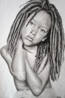 dreadlocks boy by Asiapl