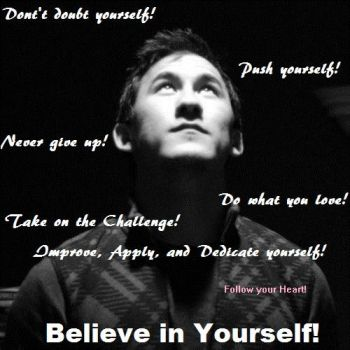 Markiplier Inspirational by CorbuloFolkvar