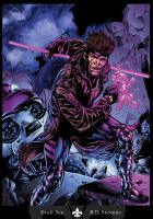 Gambit Colors by BDStevens