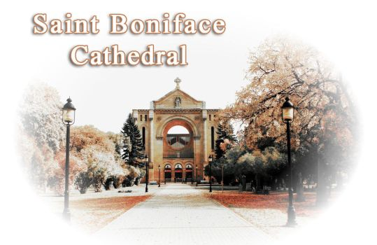 Saint Boniface Cathedral by Joe-Lynn-Design