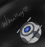 Wheatley by ArhenaRuetto