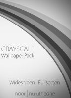 Grayscale - WallPack by nurutheone