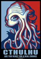 Cthulhu President by aircool66