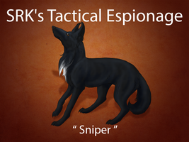 SRK's Tactical Espionage by EhwazMaddoxKennels