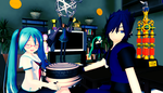 MMD Cup 7 Participation prize by RaikuHoshigami