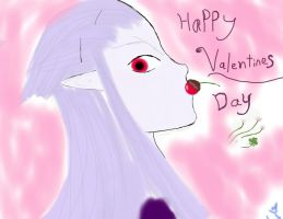 Vaati And Clover Valentines by UsagiBard