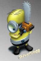 Minion Time by Sharinflan88