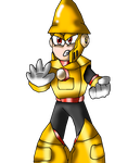 Bellman colored by CrossoverGamer