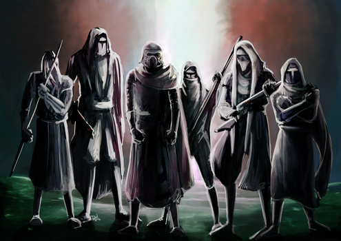 Knights of Ren by DalSifoDyas