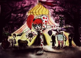 Creepy Circus by salvi-burton