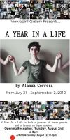 A Year In a Life exhibit by BridgetCross