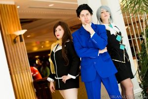 Ace Attorney: Turnabout Rivals by cafe-lalonde