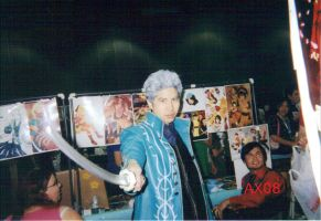 AX08 the DarkSlayer Vergil by skullmunky