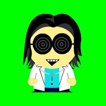 Dr. Insano by GeekWithClip-Ons