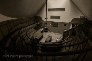 19th century operating theatre by jasonthe5150