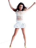 Lea Michele Png #1 by LightsOfLove