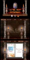 Pizzaria Restaurant le Nil Ble by webgraphix