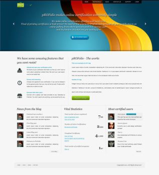 New Web Design by CHemiCalINCK