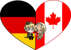 Fem!GerCan Shimeji Heart by LadyAxis