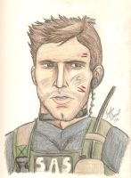 COD: Gary 'Roach' Sanderson by chocolatetater-tot