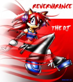 Revi the Dj by ArchiveN