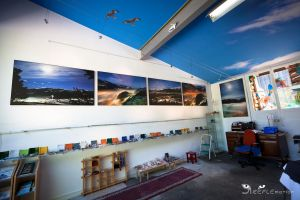 Night photographs at creative space by REFLEmotion