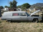 happy ending hearse by CoffinCartel