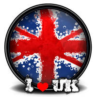 I Love UK by edook