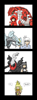 RWBY - Chromic Superiority by LunarisFuryAileron
