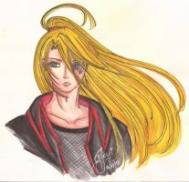 Cute Deidara nwn by sweetxdeidara